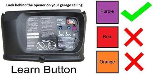 Replacement for Liftmaster 373LM Garage Door Remote Opener 315mhz