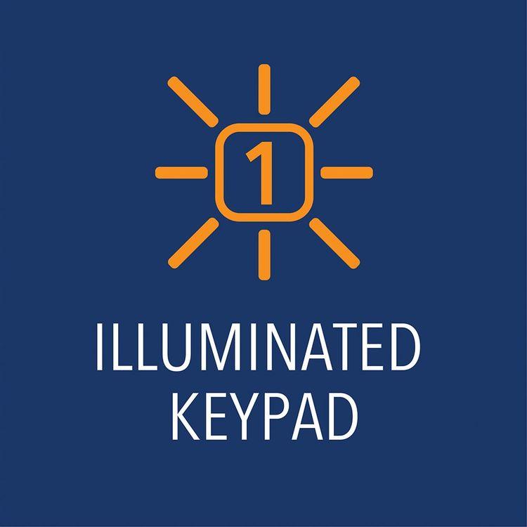 Chamberlain/LiftMaster/Craftsman 940EV-P2 Garage Door Opener Keyless Entry Keypad, Security +2.0 Compatible