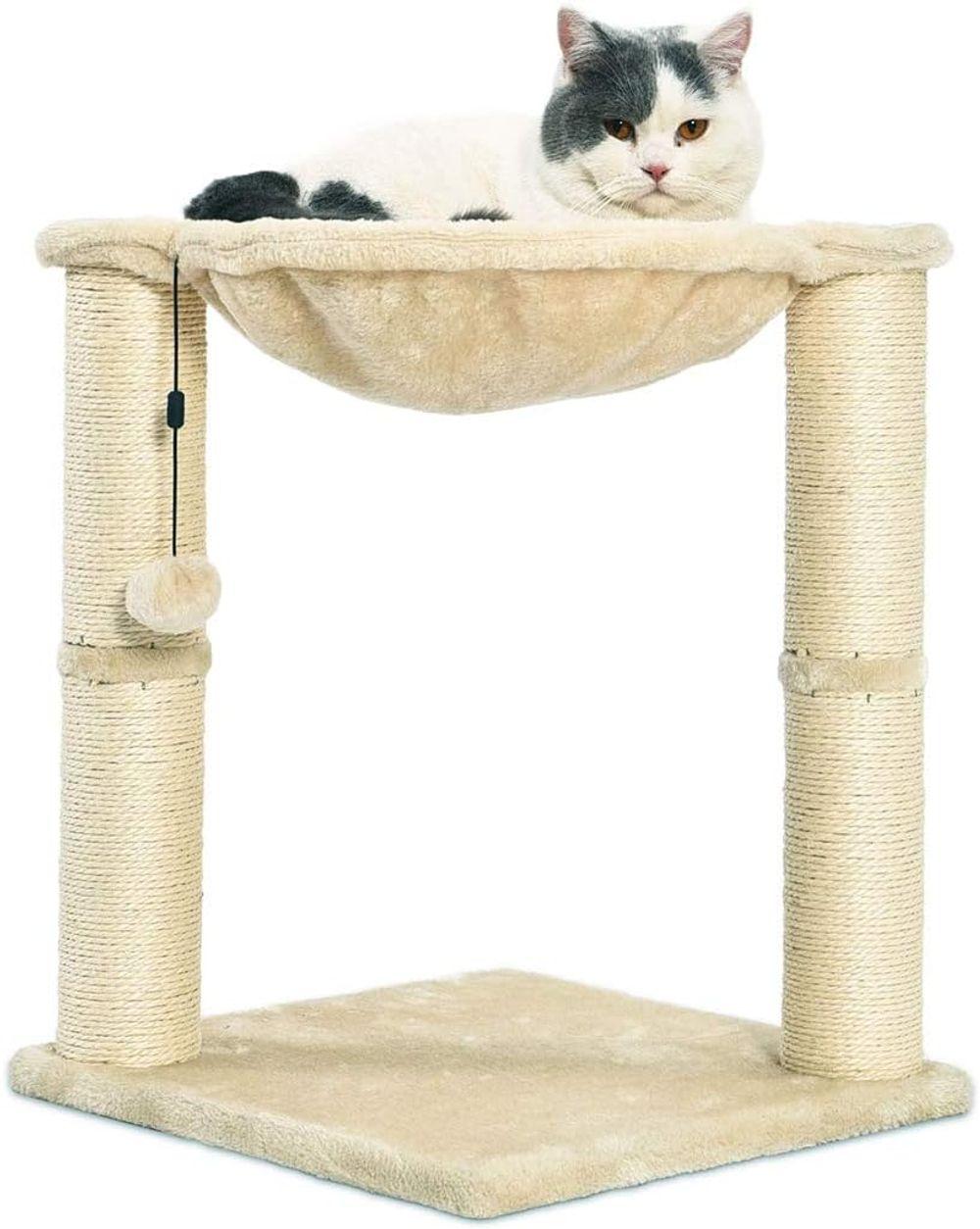 Basics Cat Scratching Post and Hammock
