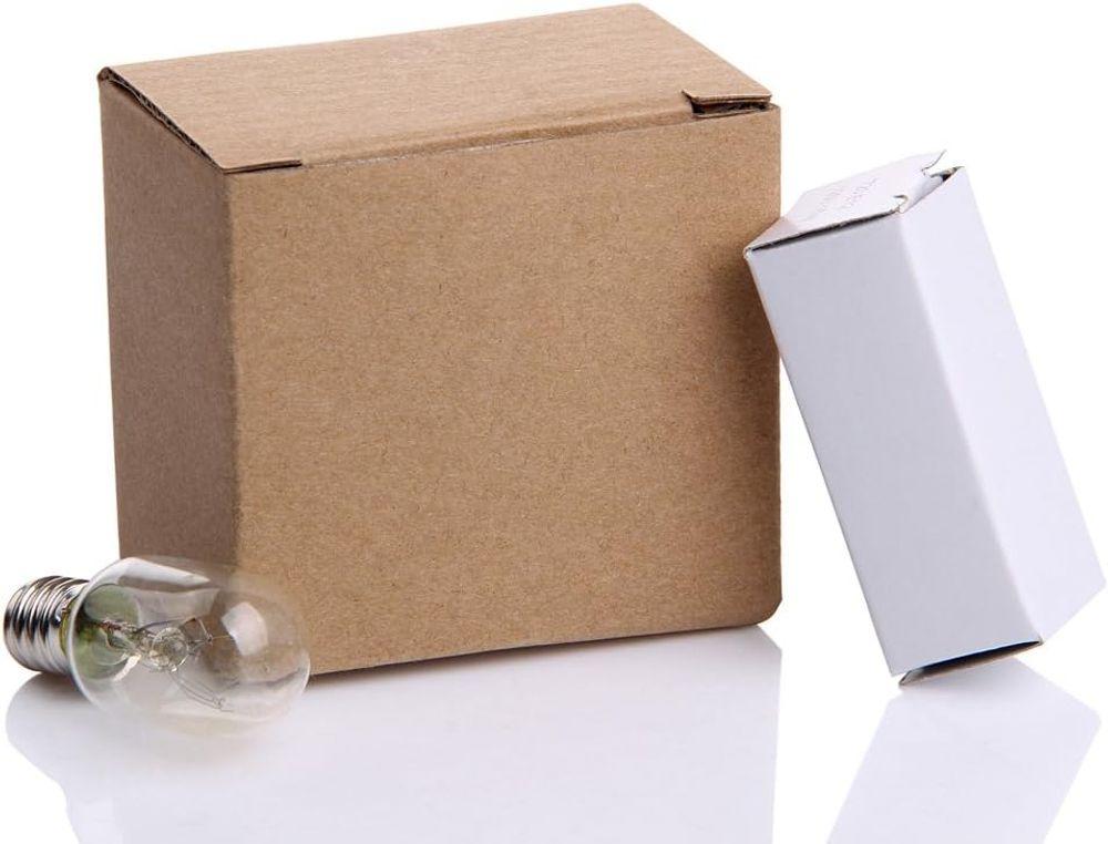 15Watt Himalayan Salt Lamp Bulbs 6Pack-E12 Socket Incandescent Bulbs