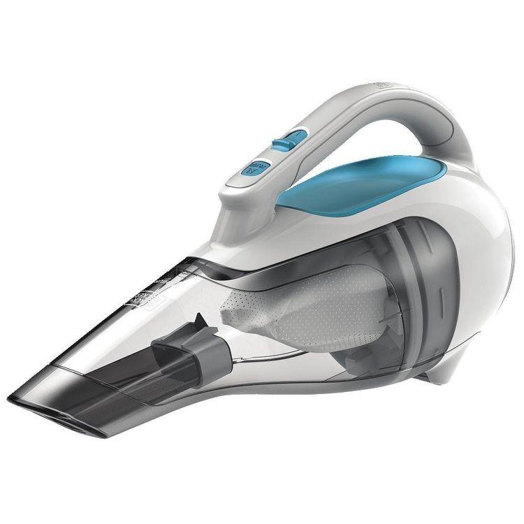 BLACK+DECKER dusbuster Handheld Vacuum, Cordless, Flexi Blue (HHVI315JO42)