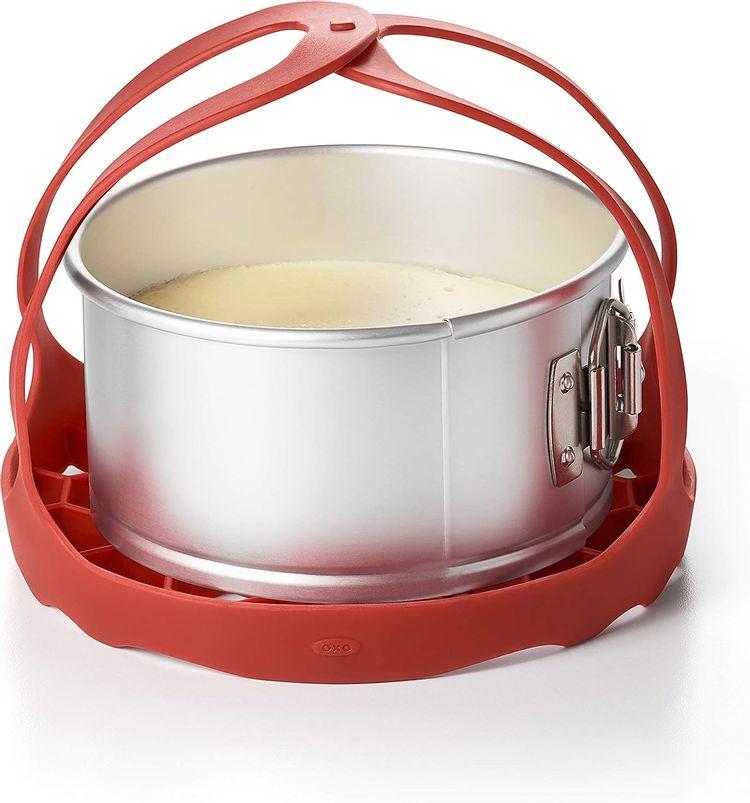 OXO Good Grips Pressure Cooker Bakeware Sling, Red