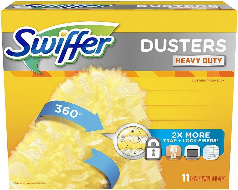Swiffer 360 Dusters, Heavy Duty Refills