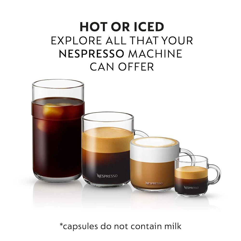 Nespresso VertuoLine Coffee, Flavored Assortment, 30 Capsules