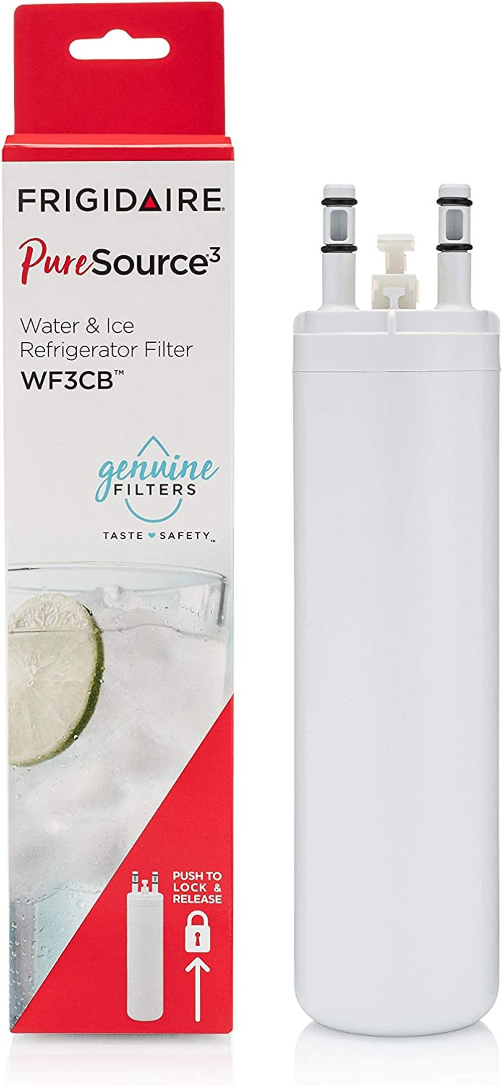 Frigidaire WF3CB Puresource Replacement Filter, 1-Pack