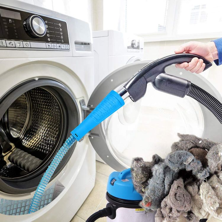 Dryer Vent Cleaner Kit Dryer Lint Vacuum Attachment Strong Suction Dryer Vent Vacuum Hose