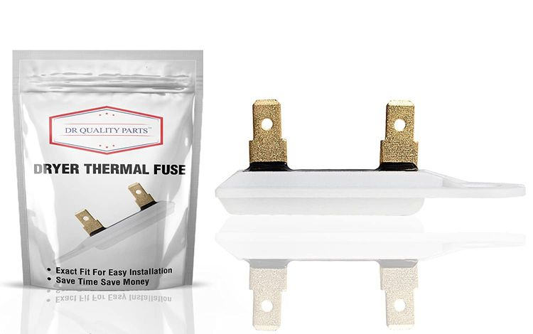 3392519 Dryer Thermal Fuse - Replacement Part for Whirlpool and Kenmore Exact Fit DR Quality Parts 3388651 WP3392519VP 694511
