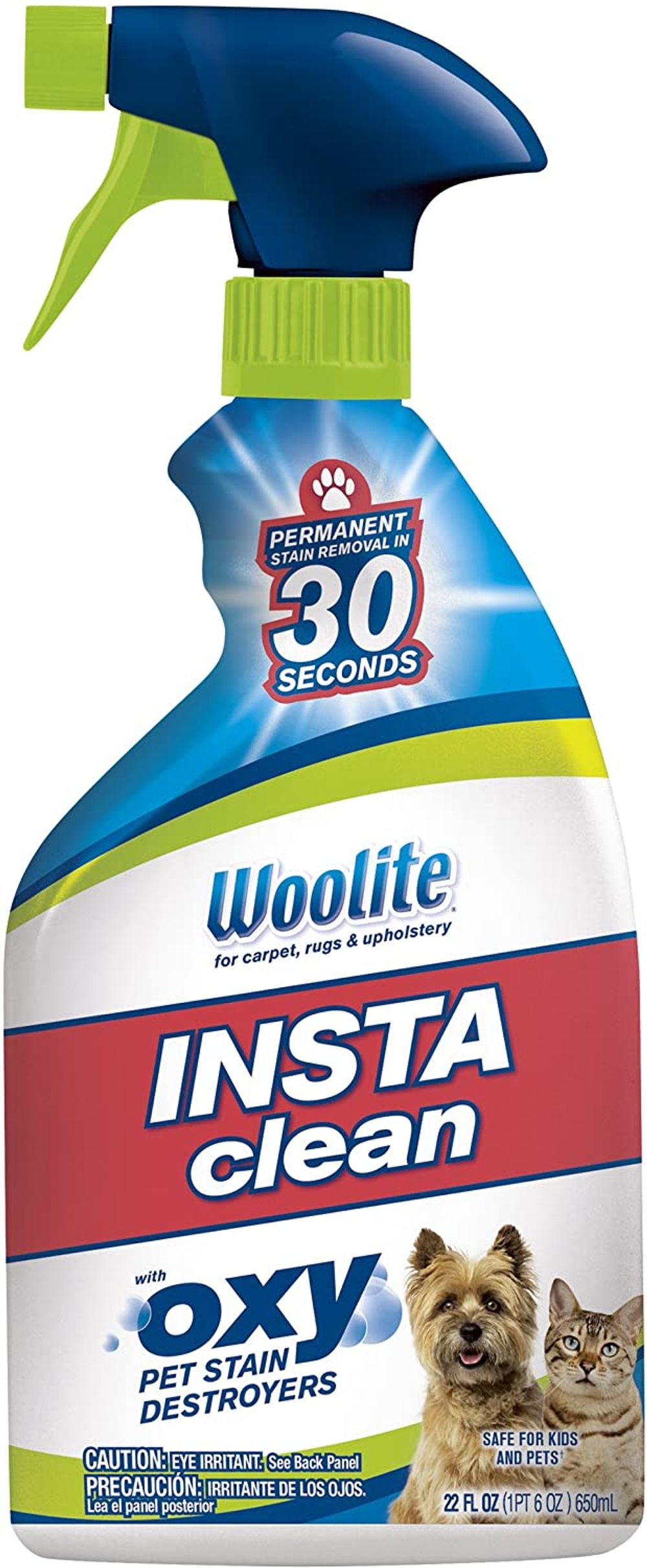 Woolite INSTAclean Pet Stain Remover, 1684