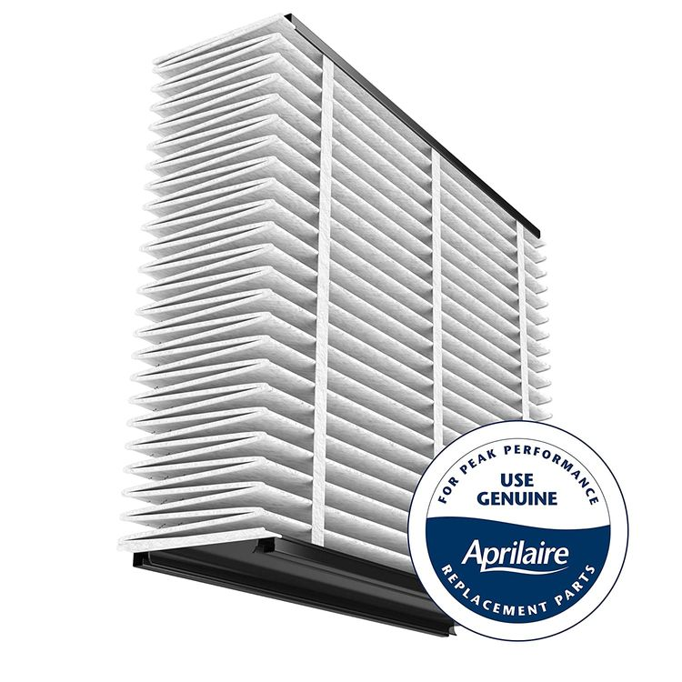 Aprilaire 210 Replacement Air Filter for Aprilaire Whole Home Air Purifiers, Clean Air Dust Filter, MERV 11 (Pack of 1)