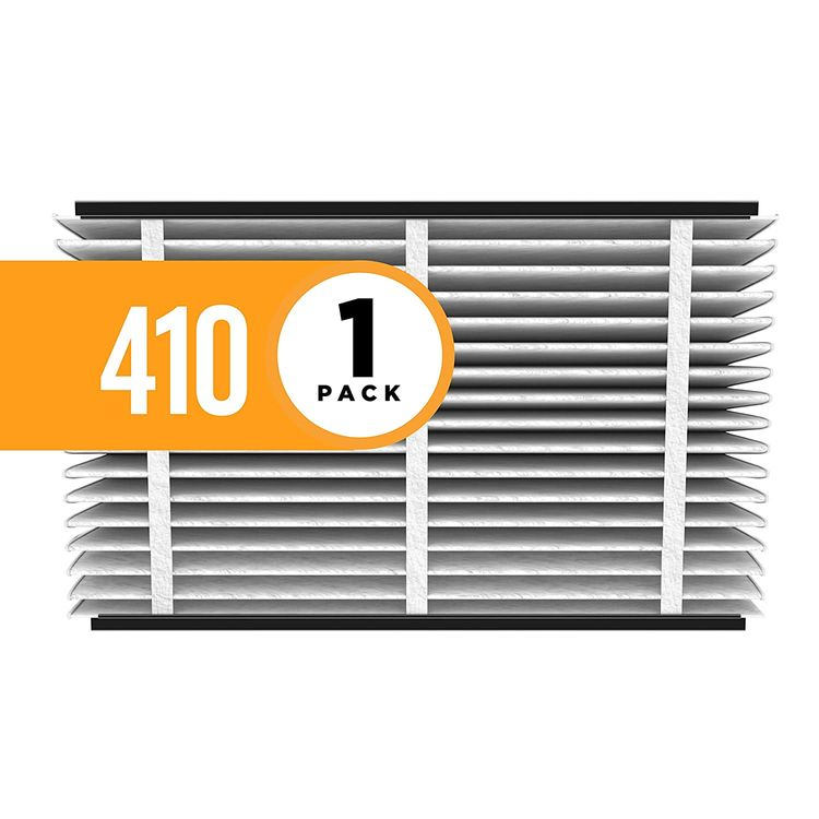 Aprilaire 410 Replacement Air Filter for Aprilaire Whole Home Air Purifiers, Clean Air Dust Filter, MERV 11 (Pack of 1)