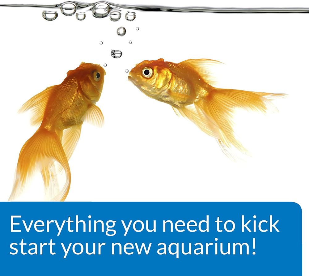 API AQUARIUM START UP PACK Water Conditioner 1.25-Ounce Bottle 2-Pack