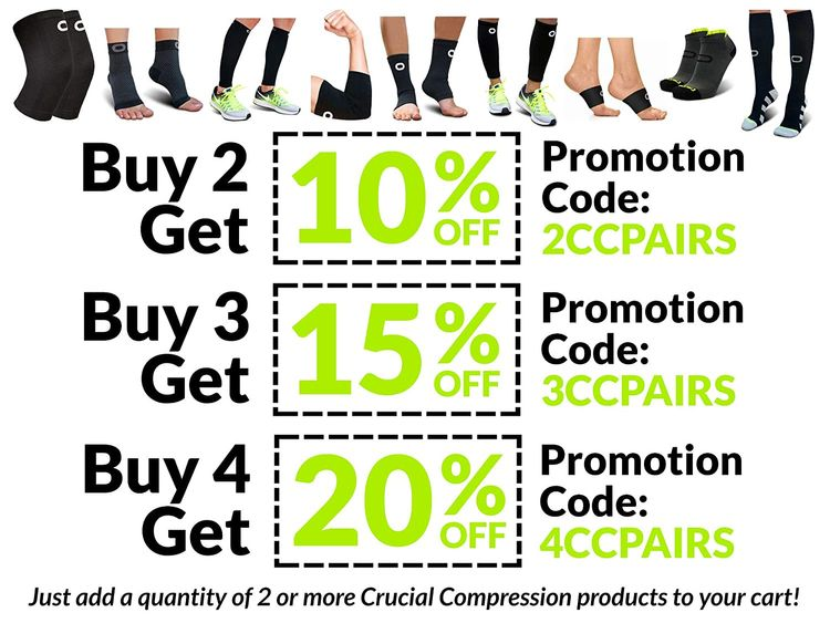 Ankle Brace Compression Support Sleeve (1 Pair) - BEST Ankle Compression Socks for Plantar Fasciitis, Arch Support, Foot & Ankle Swelling, Achilles Tendon, Joint Pain, Injury Recovery, Heel Spurs