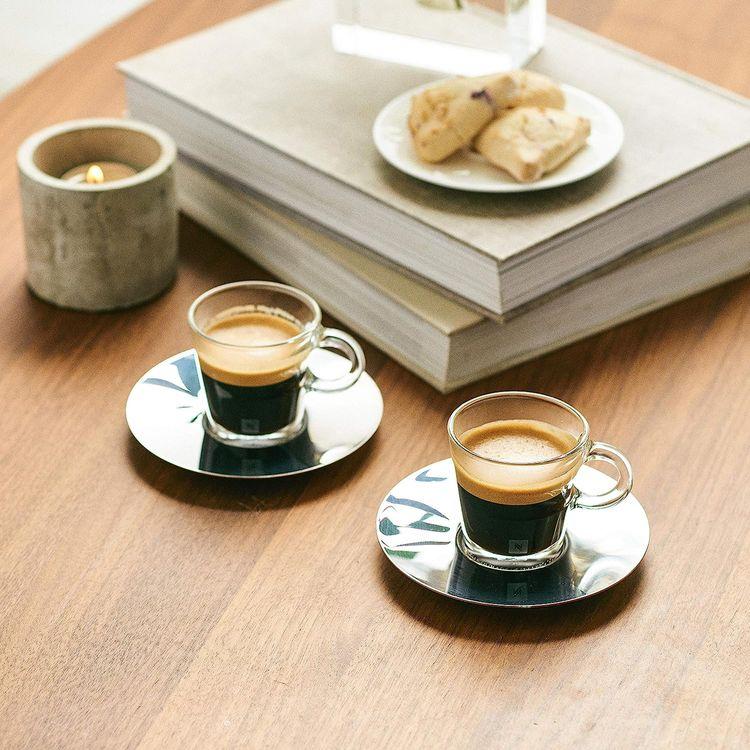 Nespresso OriginalLine Variety Pack Capsules, 50 Count Espresso Pods, Assorted Dark and Medium Roasts, 5 Coffee Flavors Include Roma, Capriccio, Livanto, Arpeggio & Ristretto