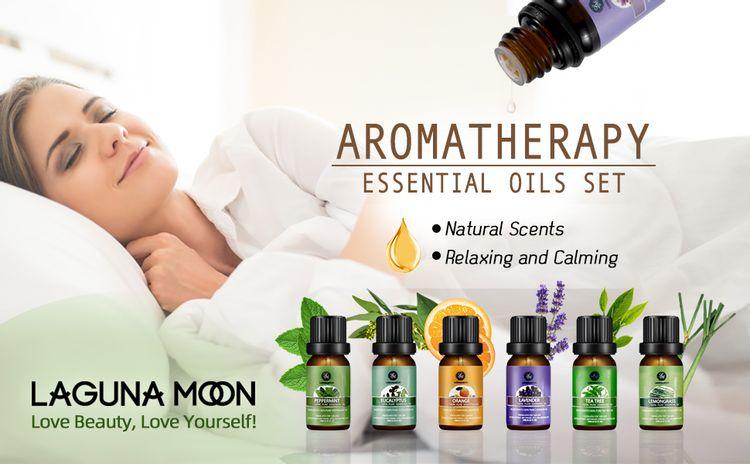 essential oils gift set