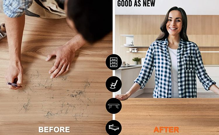 Furniture Markers Touch Up Repair System