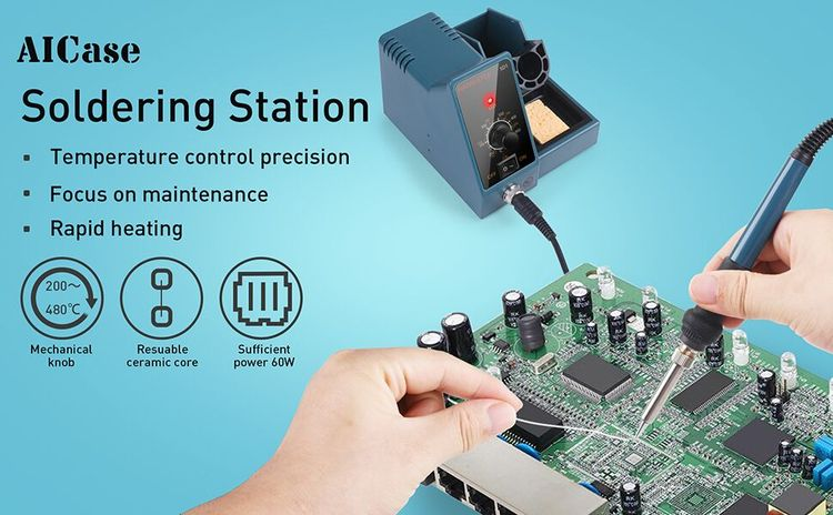 soldering station ersa   hot air soldering station    desoldering    soldering station digital