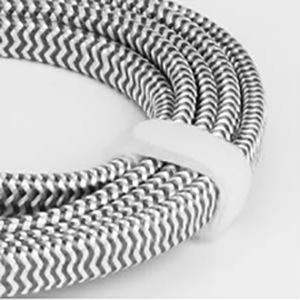 Braided power strip