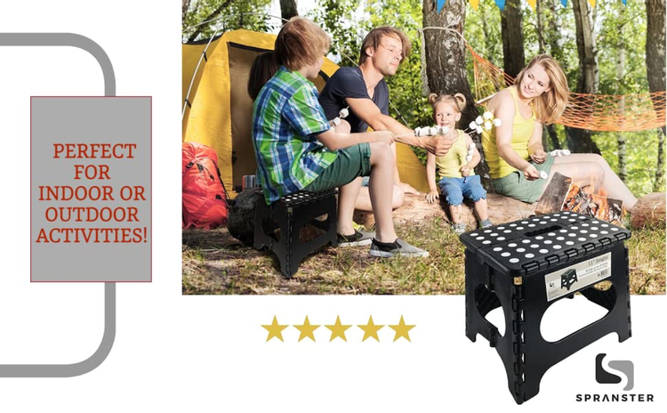 outdoor step stool