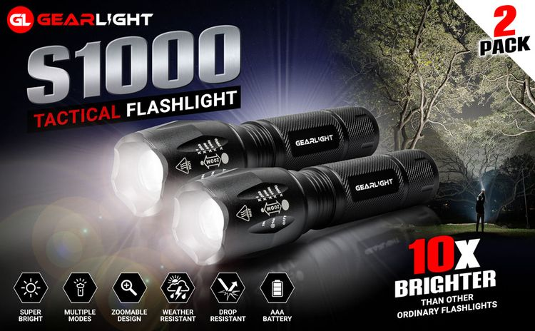 S1000 2 pack