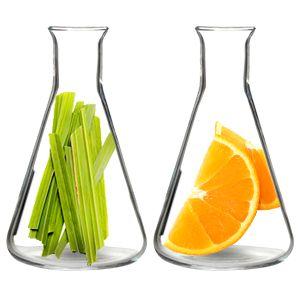 lemongrass and orange essential oils