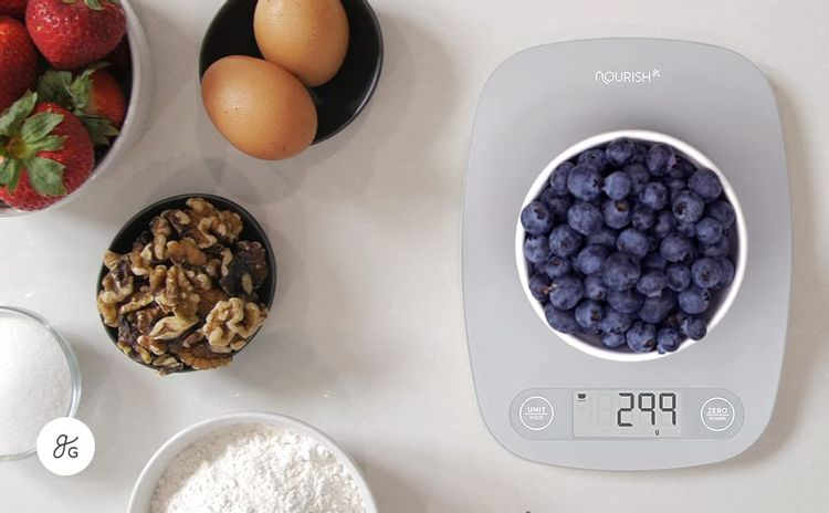 Digital Food Scale Digital Weight Scale, Grams and Ounces by Greater Goods