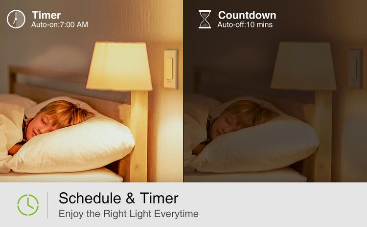 Schedule & Timer Countdown
