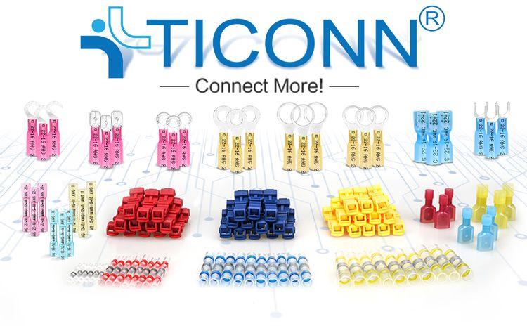 ticonn connectors banner