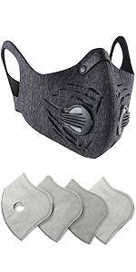 BASE CAMP Dust Pollution Mask