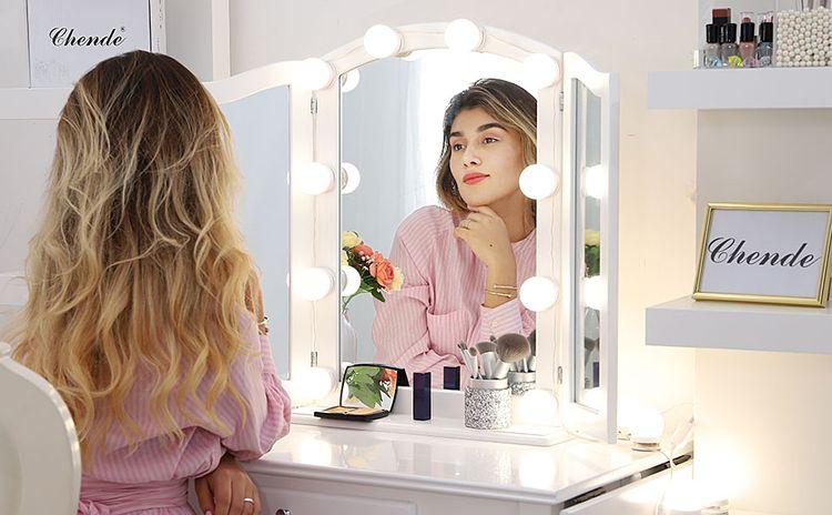 Vanity mirror lights