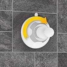 HoneyBull Shower Shaving Mirror