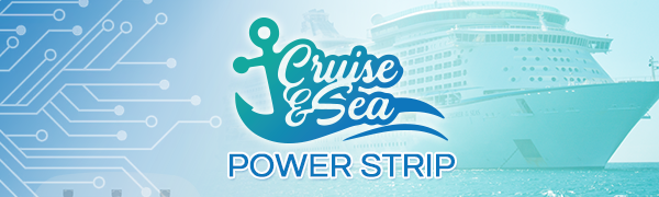 Cruise and Sea Logo Header