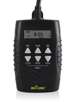 BN-LINK Outdoor 7 Day Digital Programmable Timer