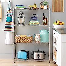 shelves, metal racks, metal storage racks, metal shelves, stainless steel racks, shelf