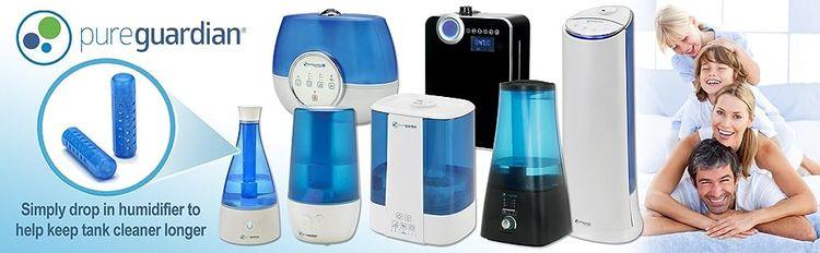 pureguardian pure guardian humidifier humidifiers ultrasonic humidifier ultrasonic humidifiers