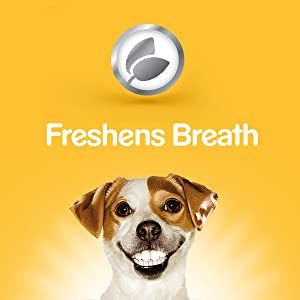 Freshens dog breath, Made in America, Made in the USA, Reduces Tartar, Maintain health