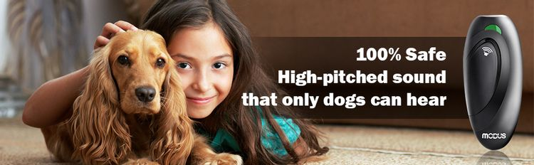 Modus Anti Barking Device, Ultrasonic Dog Bark Deterrent