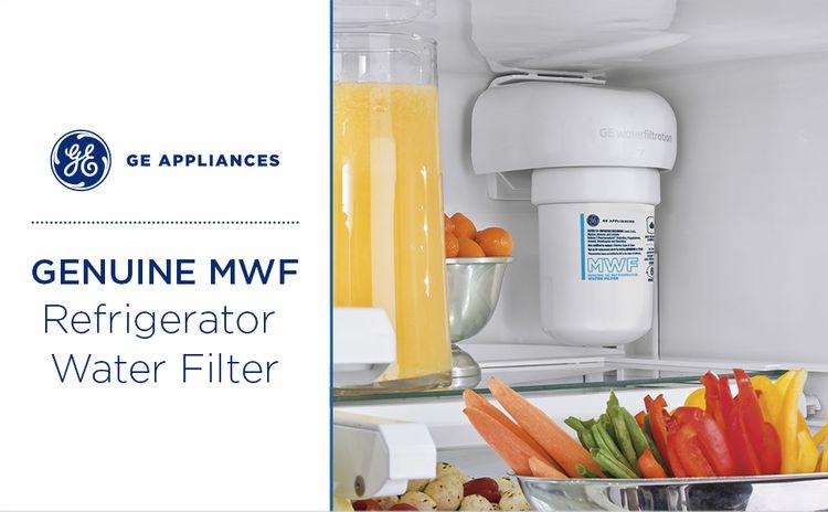 Genuine MWF Refrigerator Water Filter