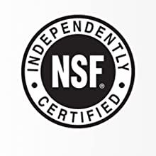NSF certified refrigerator water filters