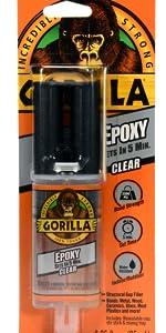 Gorilla 2 Part Epoxy
