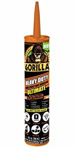Gorilla Ultimate Heavy Duty Construction Adhesive