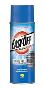 easy off fume free easy-off fume-free oven cleaner stove cleaner ez off professional ez-off grease