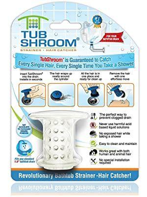 tubshroom, tub shroom, oxo strainer, danco strainer, sinkshroom, sinkshroom, showershroom, clogged