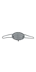 silicone steam rack, instant pot steamer