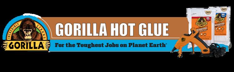 Gorilla Glue Hot Melt Glue Gun Sticks
