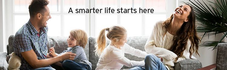 A smarter life starts here. Save time, money and energy while simplifying your daily life.