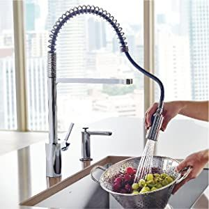 moen, kitchen faucet