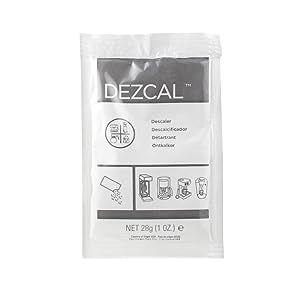 descaling solution, descaling powder, descaler, decalcifier