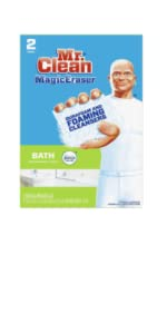 mr clean xtra durable cleaning sponge bath