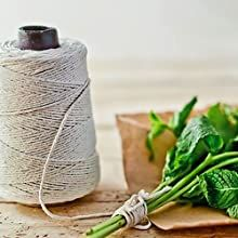 twine with herbs