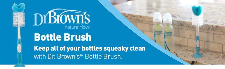 bottle brush dr. brown's baby bottle clean bottle bottle cleaner